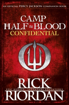 Camp Half-Blood Confidential (Percy Jackson and the Olympians), Hardback Book