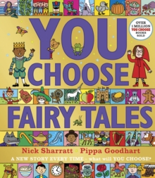 You Choose Fairy Tales, Hardback Book