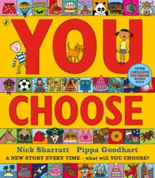 You Choose, Paperback / softback Book