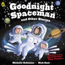 Goodnight Spaceman and Other Stories, CD-Audio Book