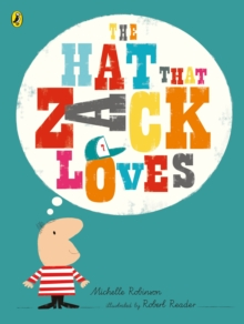 The Hat That Zack Loves, Paperback / softback Book
