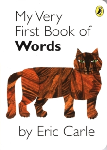 My Very First Book of Words, Hardback Book