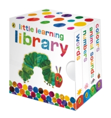 The Very Hungry Caterpillar: Little Learning Library, Board book Book