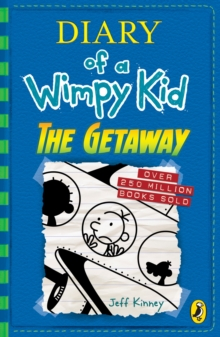 Diary of a Wimpy Kid: The Getaway (book 12), Paperback / softback Book