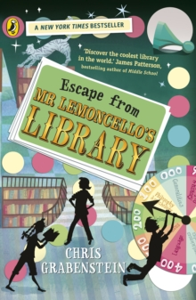 Escape from Mr Lemoncello's Library, Paperback / softback Book