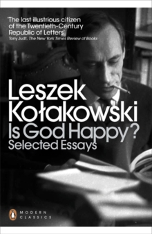 Is God Happy? : Selected Essays, Paperback / softback Book