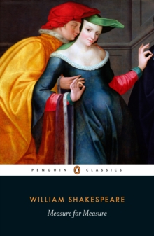 Measure for Measure, Paperback Book