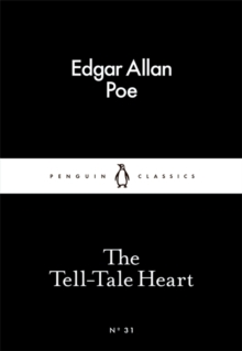 The Tell-Tale Heart, Paperback Book
