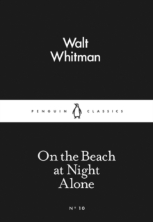 On the Beach at Night Alone, Paperback Book