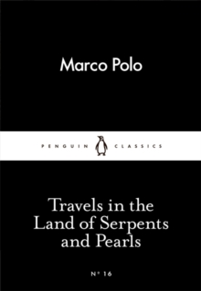 Travels in the Land of Serpents and Pearls, Paperback Book