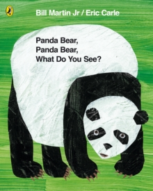 Panda Bear, Panda Bear, What Do You See?, Paperback Book