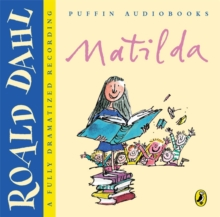 Matilda, CD-Audio Book