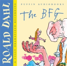 The BFG, CD-Audio Book