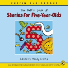 The Puffin Book of Stories for Five-year-olds, CD-Audio Book