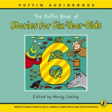 The Puffin Book of Stories for Six-year-olds, CD-Audio Book