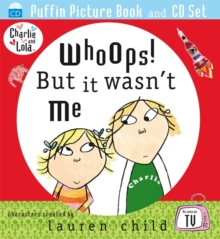 Whoops! but it Wasn't Me, Mixed media product Book