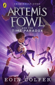 Artemis Fowl and the Time Paradox, EPUB eBook