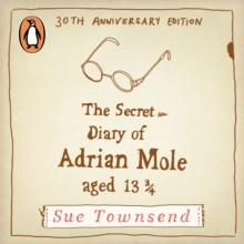 The Secret Diary of Adrian Mole Aged 13 3/4, eAudiobook MP3 eaudioBook