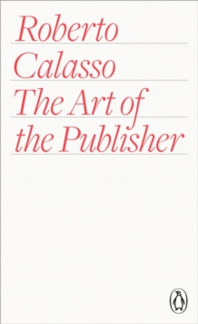 The Art of the Publisher, Paperback / softback Book
