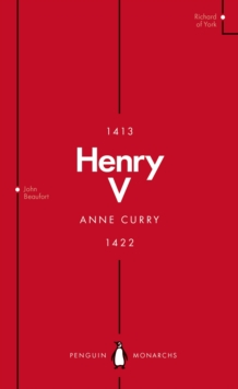 Henry V (Penguin Monarchs) : From Playboy Prince to Warrior King, EPUB eBook