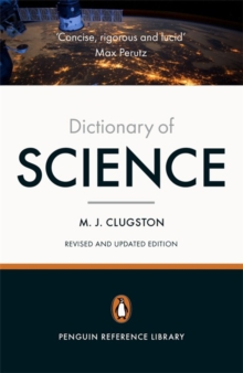 Penguin Dictionary of Science : Fourth Edition, Paperback Book