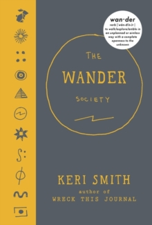 The Wander Society, Hardback Book