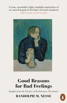 Good Reasons for Bad Feelings : Insights from the Frontier of Evolutionary Psychiatry, Paperback / softback Book