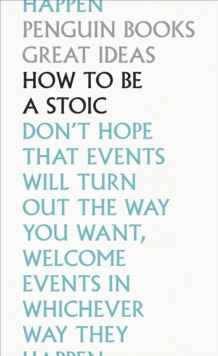 How To Be a Stoic, EPUB eBook