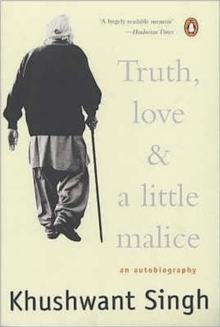 Truth, Love and a Little Malice, Paperback Book