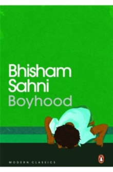 Boyhood, Paperback / softback Book