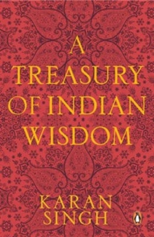 A Treasury Of Indian Wisdom, Paperback / softback Book