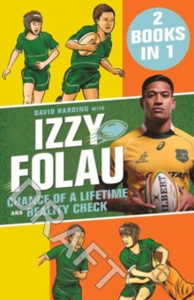 Izzy Folau Bindup 1, Paperback / softback Book