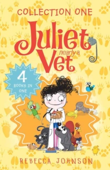 Juliet, Nearly a Vet collection 1, Paperback / softback Book