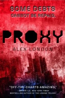 Proxy, Paperback Book