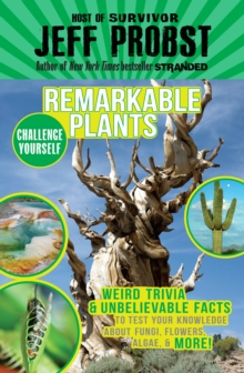 Remarkable Plants, Paperback / softback Book