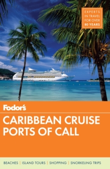Fodor's Caribbean Cruise Ports Of Call, Paperback / softback Book