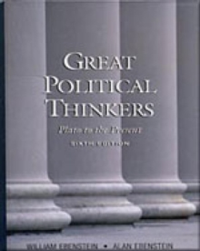 Great Political Thinkers : From Plato to the Present, Paperback Book