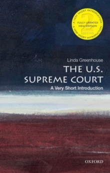 The U.S. Supreme Court: A Very Short Introduction, Paperback / softback Book