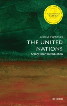 The United Nations: A Very Short Introduction, Paperback / softback Book