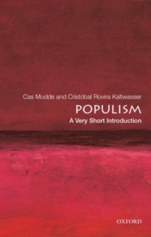 Populism: A Very Short Introduction, Paperback Book