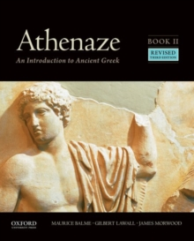 Athenaze, Book II : An Introduction to Ancient Greek, Paperback Book