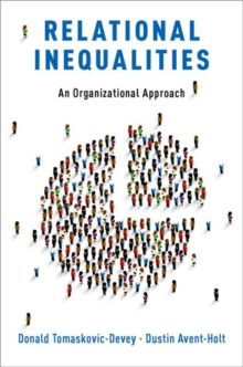 Relational Inequalities : An Organizational Approach, Hardback Book