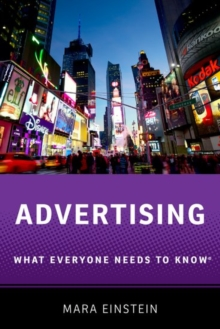 Advertising : What Everyone Needs to Know (R), Paperback Book