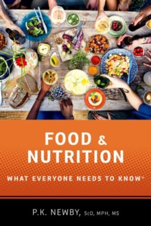 Food and Nutrition : What Everyone Needs to Know (R), Paperback / softback Book