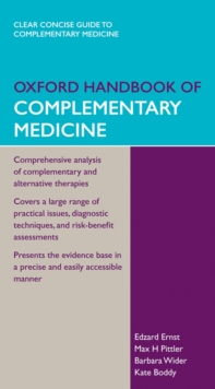 Oxford Handbook of Complementary Medicine, EPUB eBook