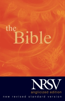New Revised Standard Version Bible: Popular Text Edition, Hardback Book