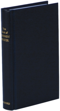 Book of Common Prayer : Pew Edition, Leather / fine binding Book