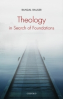 Theology in Search of Foundations, PDF eBook