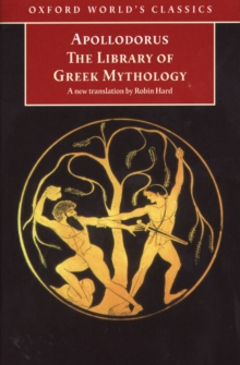 The Library of Greek Mythology, EPUB eBook