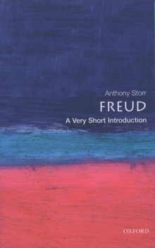 Freud: A Very Short Introduction, EPUB eBook